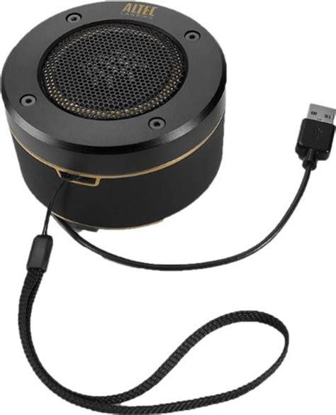 Speaker Altec Lansing Usb altec lansing iml237usb orbit ultra portable usb powered