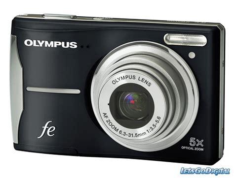 Kamera Olympus Fe 46 olympus fe 5020 fe 4000 fe 46 y fe 26 letsgodigital