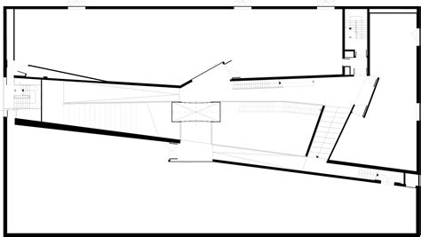 Floor Plan Architecture Gallery Of Frac Bretagne Museum Studio Odile Decq 10