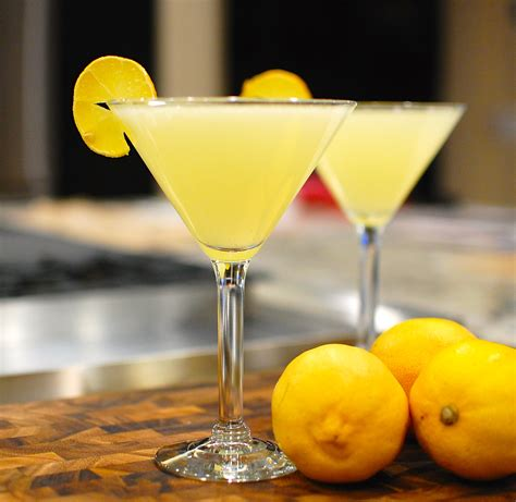 lemon drop martinis lemon drop martini recipe dishmaps