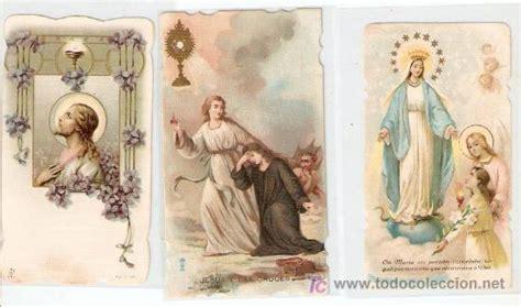 imagenes religiosas todocoleccion 3 estas religiosas antiguas troqueladas l comprar