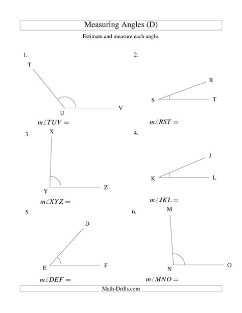 9 best images of super teacher worksheets measurement to