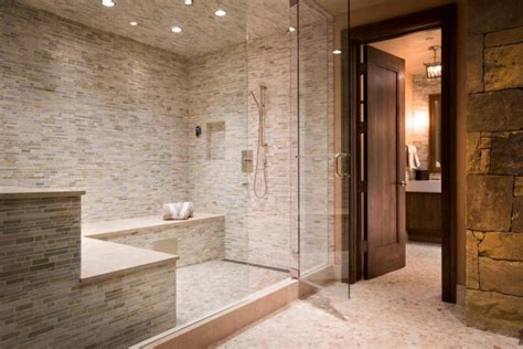 bathroom steam shower 17 steam shower bathroom designs ideas design trends