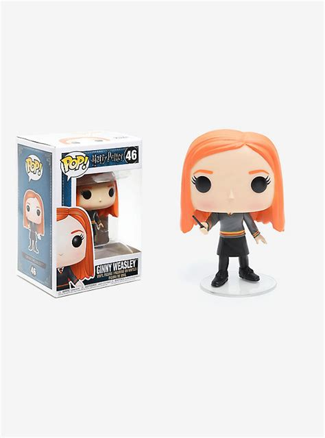 Funko Pop Original Harry Potter Ginny Weasley 46 funko pop harry potter ginny weasley vinyl figure boxlunch