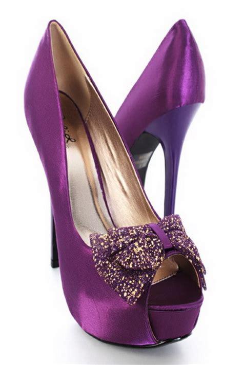 purple high heel sandals purple high heel shoes