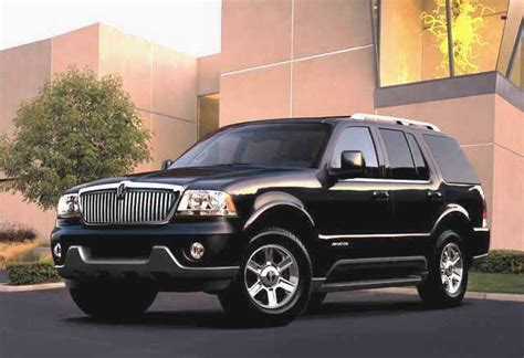2002 lincoln aviator фотоальбом quot lincoln aviator quot 2002 2006