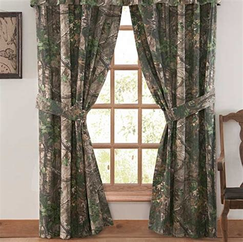 realtree camo drapes realtree camo curtains furniture ideas deltaangelgroup