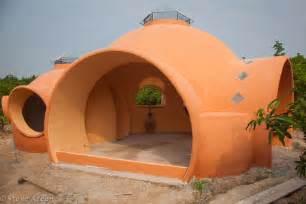 concrete dome homes steve areen builds a dome home in 6 weeks for 9 000 dollars