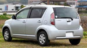 Car Rental Japan Review File Toyota Passo 108 Jpg Wikimedia Commons