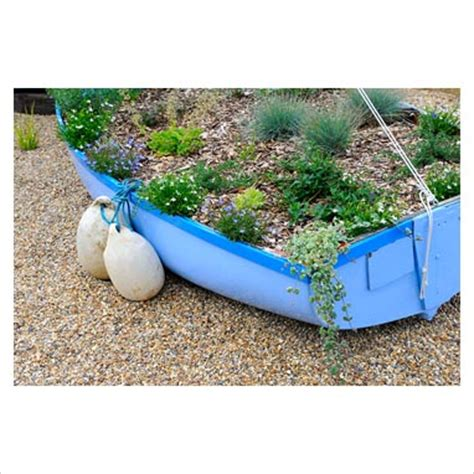 Nautical Themed Backyard by Gap Photos Garden Plant Picture Library Nautical