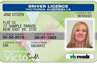 boat driving licence victoria new drivers licences tackle fraud abc news australian