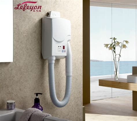 body dryer for bathroom wall mounted low energy hair and body dryer with shaver