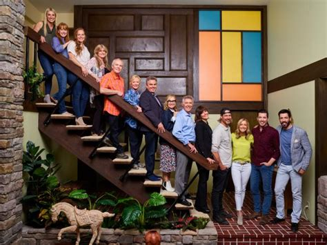 brady bunch house renovation  officially complete