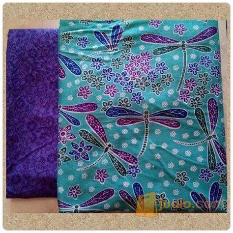 Kain Batik Prima Halus Embos kain batik motif capung embos kab pekalongan jualo