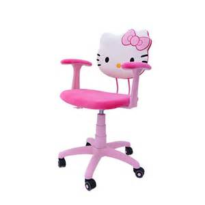 hellokitty chair csk 009 adjutable arms task office chair