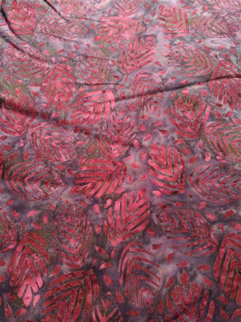 Kain Batik Kain Katun 25 kain batik murah cap asli warga dan sekitarnya