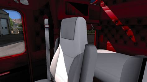 kenworth truck interior kenworth w900 truck interior for ats euro truck simulator