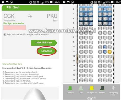 Cara Check in Pesawat Citilink Online, LENGKAP!   Kusnendar