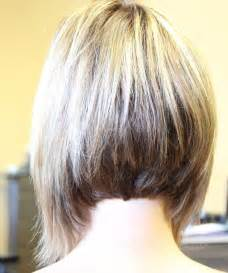 medium bob hairstyles front back long bob haircuts back view