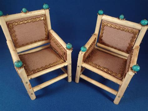 dolls house sofa and chairs doll house sofa and two chairs from jackieeverett on ruby lane