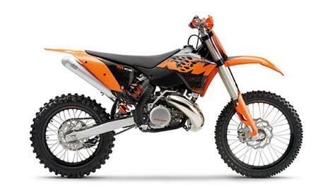 2009 Ktm 300xc 2009 Ktm 250 300 Xc W Motorcycle Review Top Speed