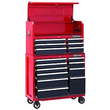 16 Drawer Tool Chest by Craftsman Craftsman 41 Quot Wide 16 Drawer Soft Tool Chest And Rolling Cabinet Combination