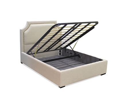 Hydraulic Lift Storage Bed by Rivets Storage Bed Hydraulic Beds Gas Lift Retiro