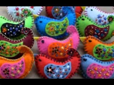 crafts with felt felt craft ideas