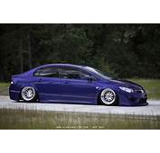 Attention To Detail // Daniels Honda Civic Mugen Si