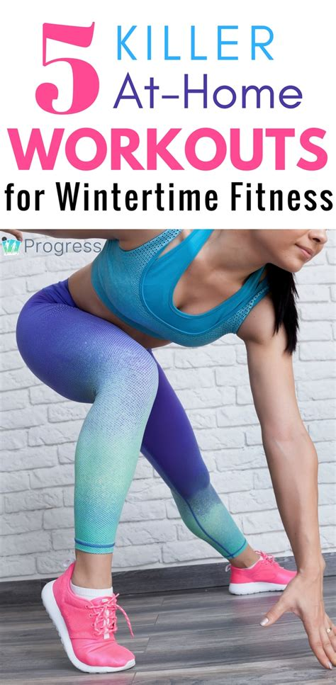 5 killer home workouts to keep you fit through the winter