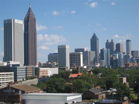 New Mba In Atlanta by Downtown Atlanta