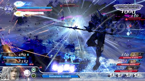Dissidia Ps4 fighting dissidia coming to ps4 polygon
