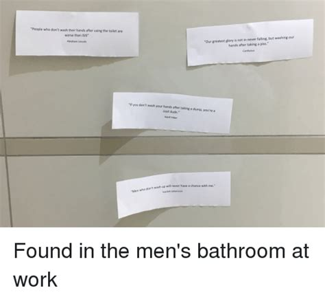 using the bathroom at work funny confucius memes of 2017 on me me minute