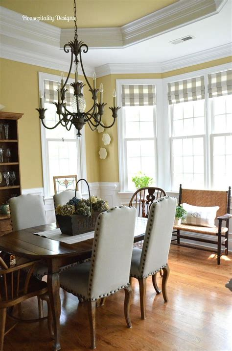 yellow dining room ideas  pinterest yellow