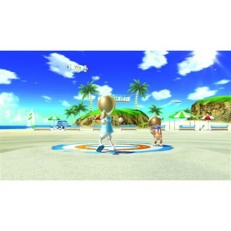 giochi console wii giochi wii nintendo sports resort selects wii in offerta