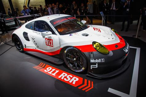 porsche rsr engine porsche goes endurance racing with wait is that a mid
