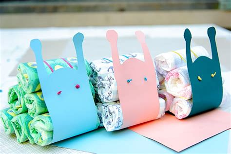 Diy Baby Shower Gifts by Adorable Diy Baby Shower Gift Snails Kidsomania