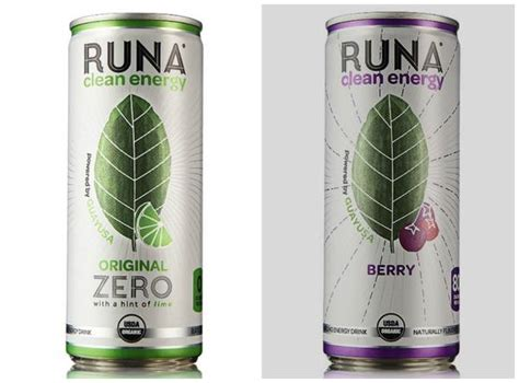 energy drink reviews runa energy drinks product review breaking