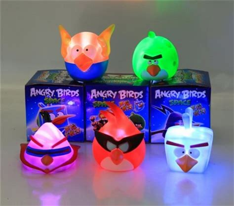 Angry Birds Sonic Space Edition Small Night Light Money Angry Birds Lights