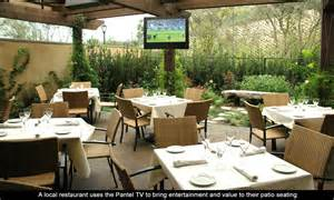 restaurant exterior covered patio design outdoor