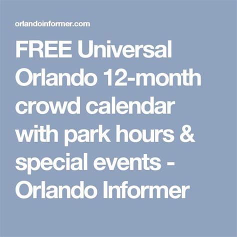 Crowd Calendar Universal Orlando 1000 Ideas About Crowd Calendar On Disney