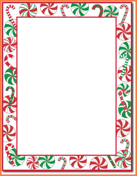 7 Christmas Letterhead Templates Word Company Letterhead Free Stationery Templates For Microsoft Word