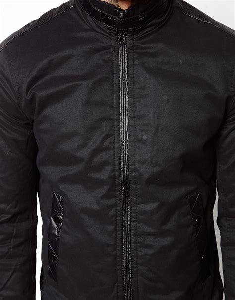 Trafalgar New World J Style Jaket Jaket Anime One Ja Op 29 Diesel Jacket J Thalia Lightweight Biker In Black For