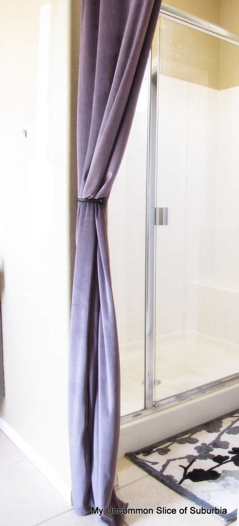 double sided shower curtain double sided drapes