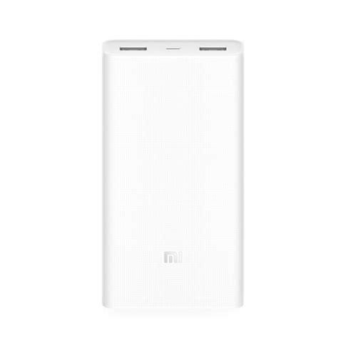 Xiaomi Powerbank Fast Charging 20000mah 2959 xiaomi 20000mah mi power bank 2 dual usb charge 3 0