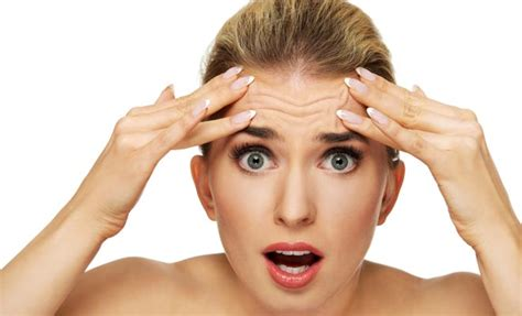 hide natural frown how to hide frown lines with hair remove frown lines from