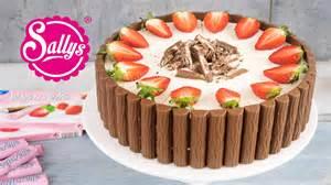 yogurette kuchen yogurette torte erdbeer joghurt schokoladentorte