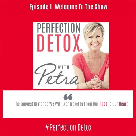 Perfectionism Detox by Episode 1 Welcome To The Perfection Detox Podcast