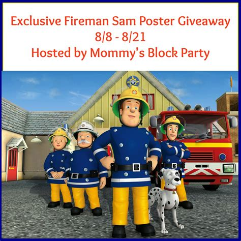 Good Sam Giveaway - fireman sam new episodes on amazon free episode download exclusive poster