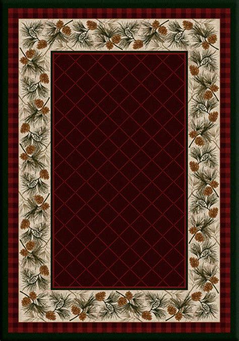 american area rugs american dakota american dakota national park evergreen area rug 122559